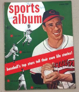 Sports Album 1951 Summer Issue