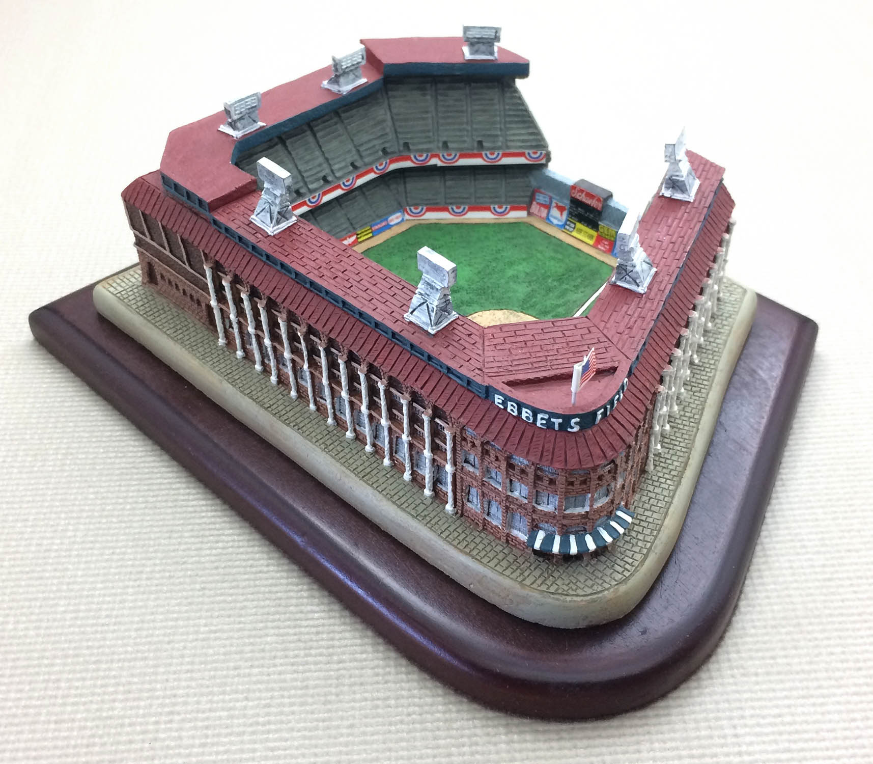 Danbury Mint Ebbets Field Replica