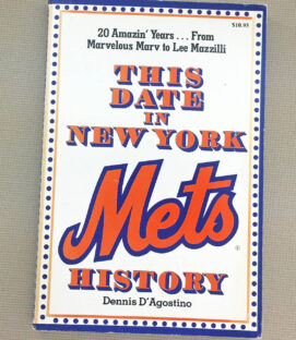 This Date In New York Mets History