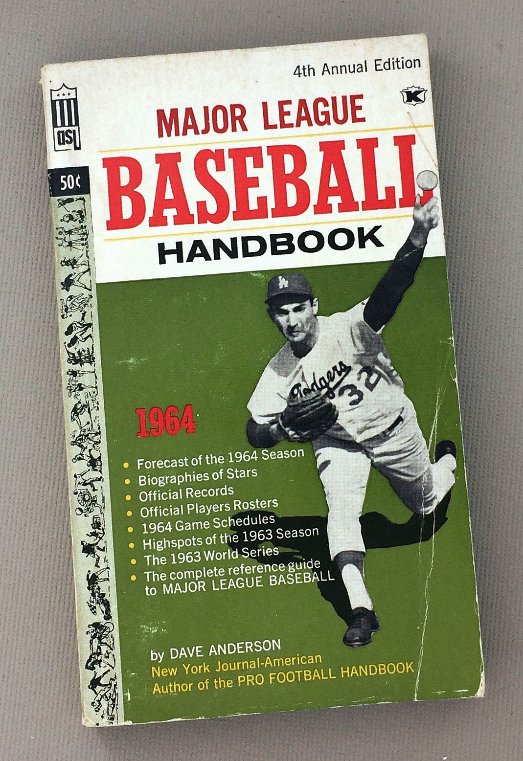 1964 Major League Baseball Handbook