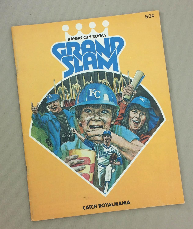 1978 Kansas City Royals Program