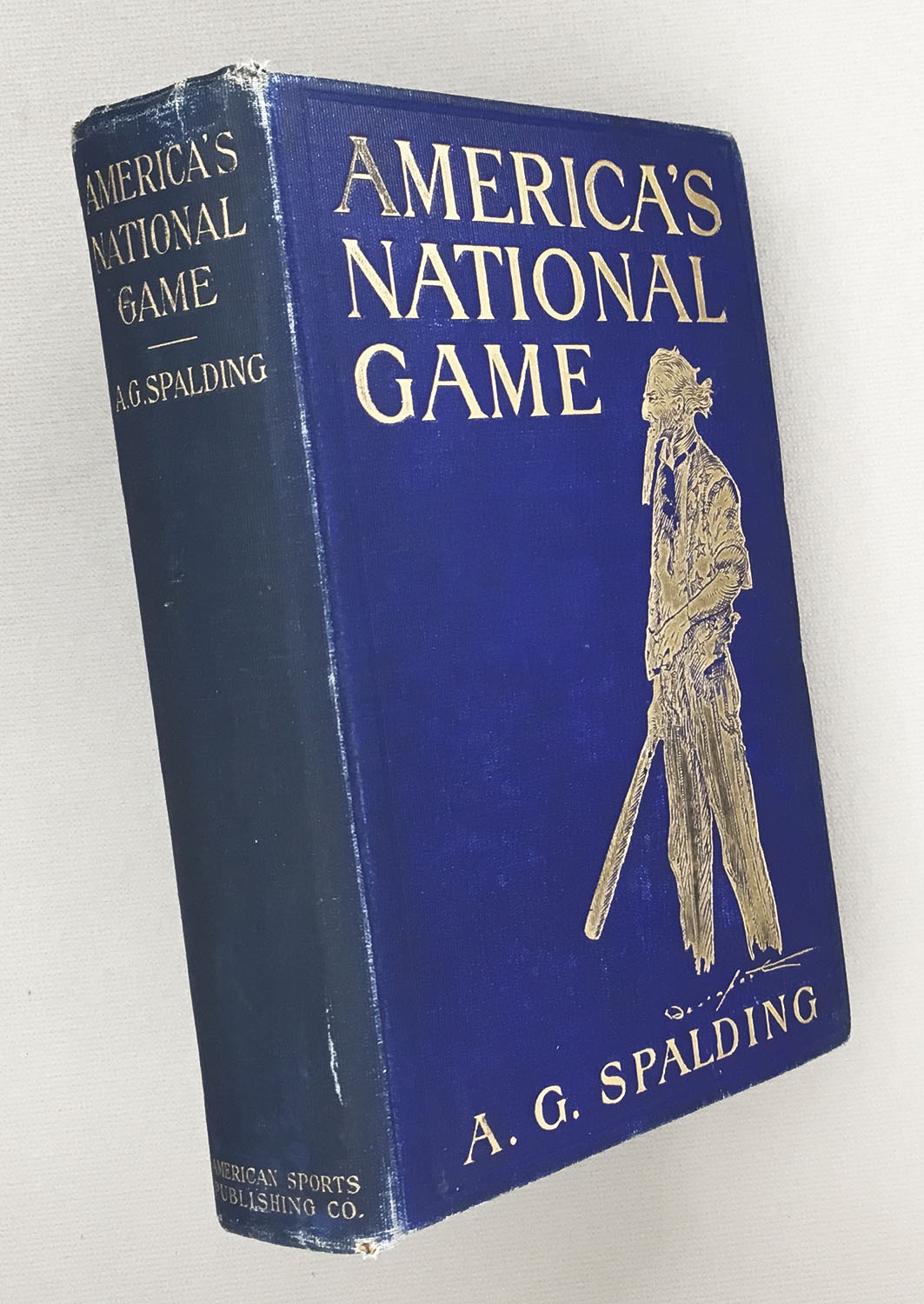 America's National Game Spalding 1911