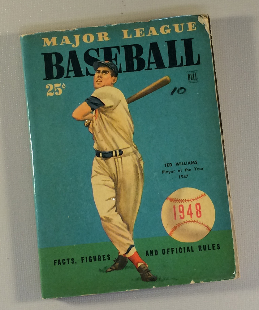 Major League Baseball 1948 Facts, Figures and Official rules