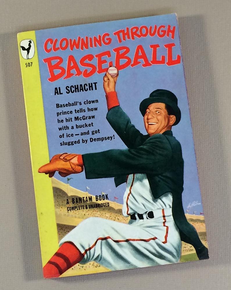Bantam Clowning Through Baseball