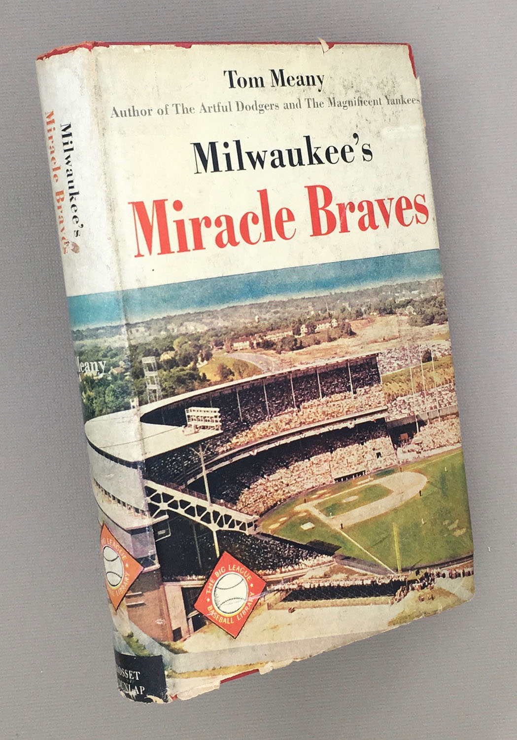 Milwaukee's Miracle Braves Tom Meany