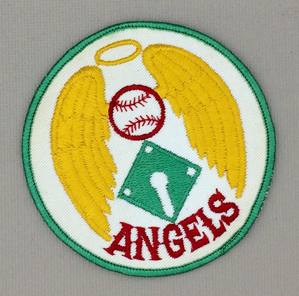 1960's Era California Angels Patch