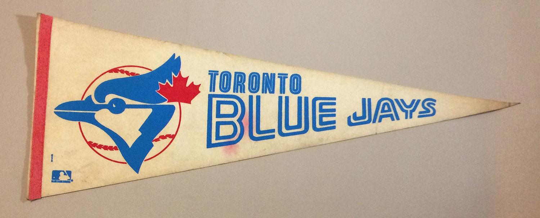 Toronto Blue Jays 1977 Team Pennant
