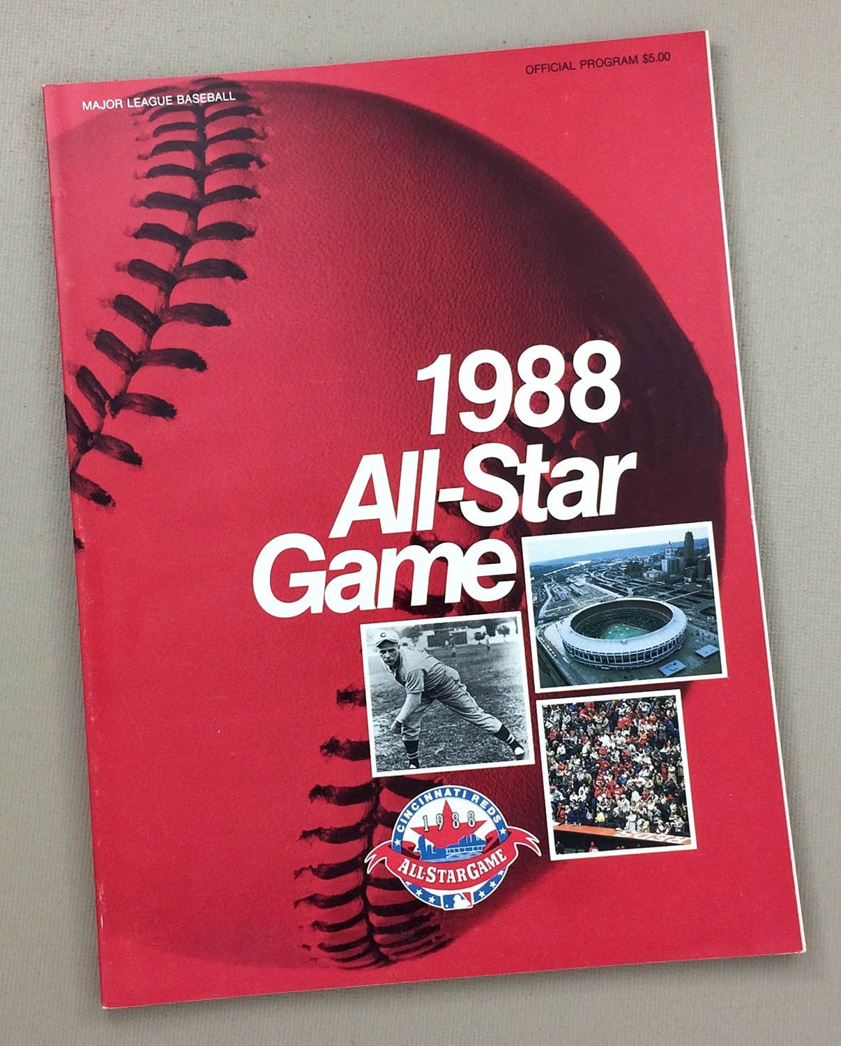 1988 Major League Baseball All-Star Game Program