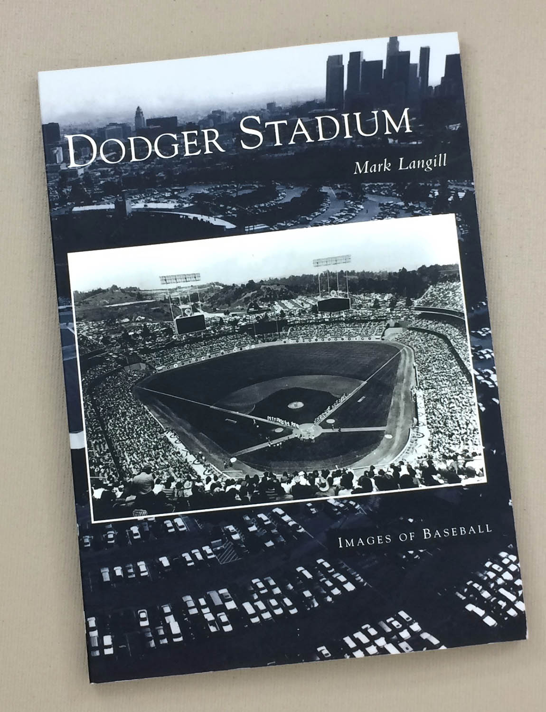 Dodger Stadium by Mark Langill
