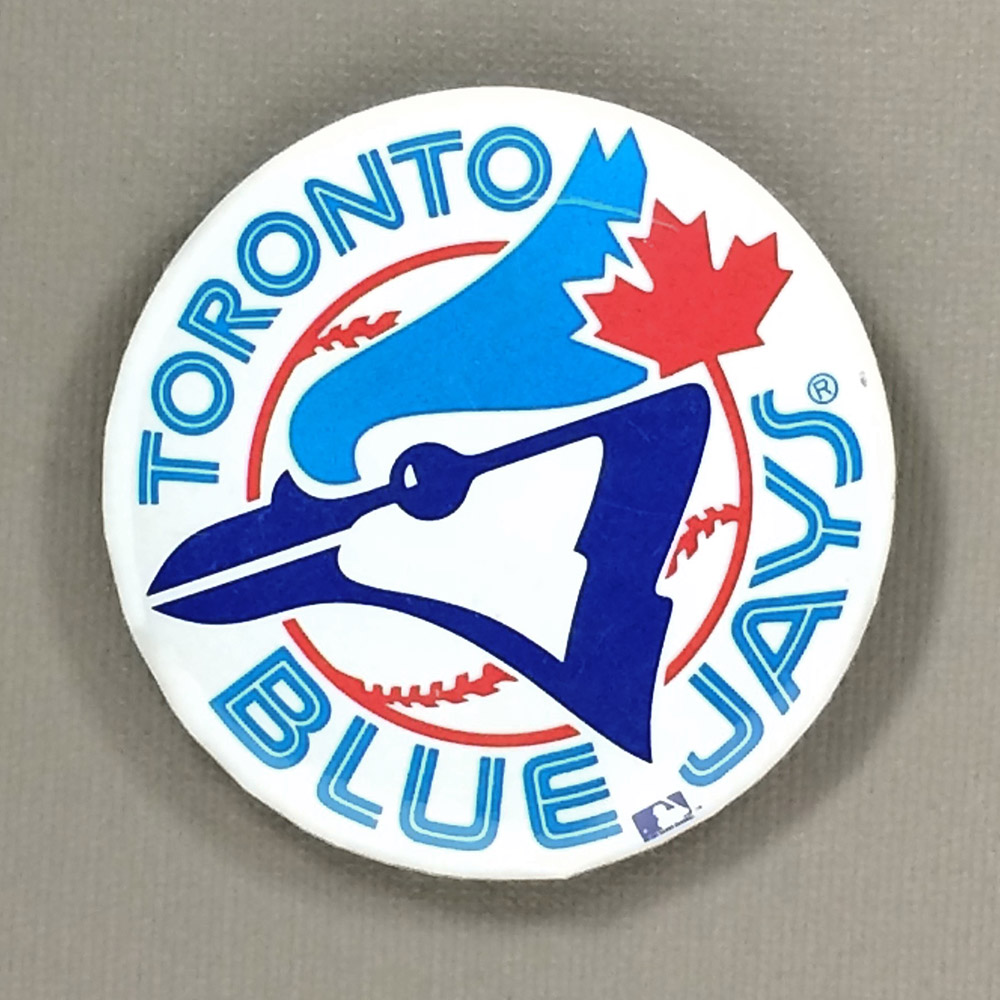 Toronto Blue Jays Team Button