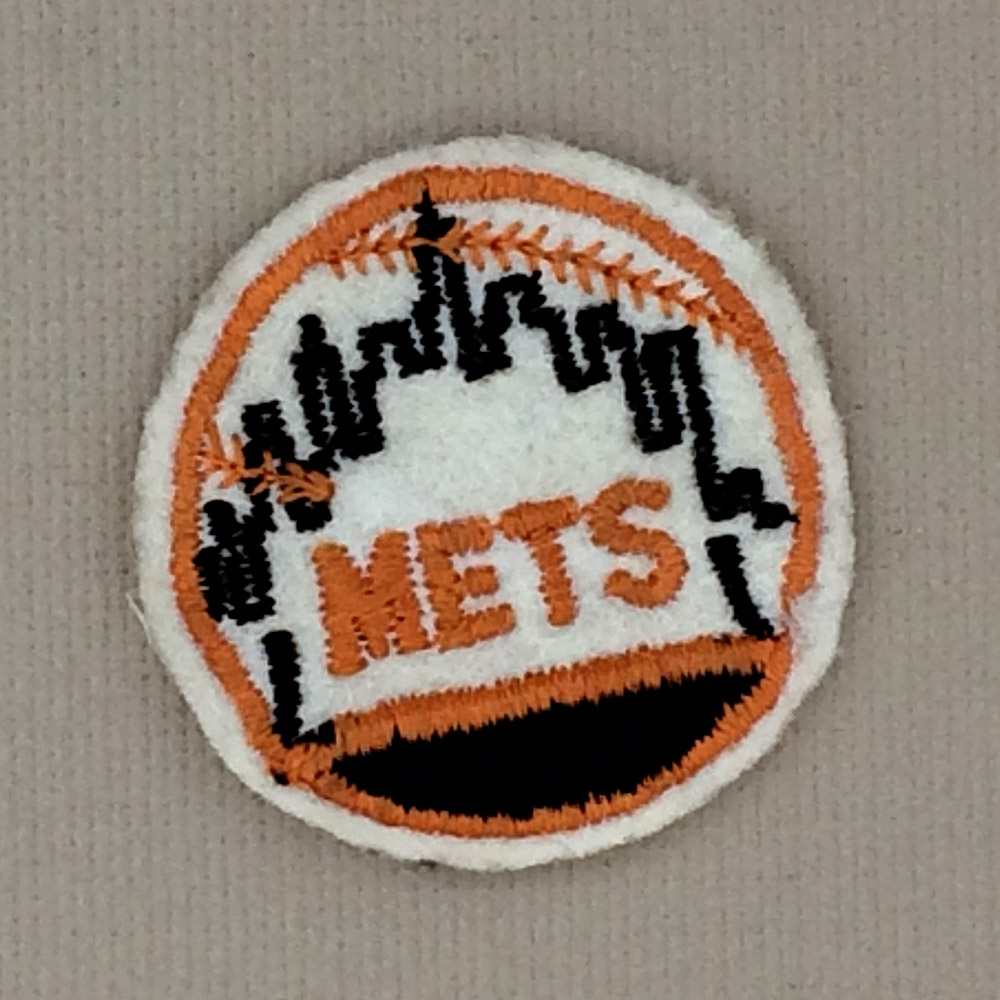 1970's Mets Cap Patch