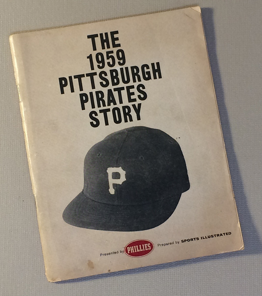 Pittsburgh Pirates 1959 Guide