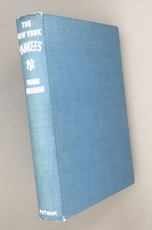 New York Yankees Frank Graham 1948