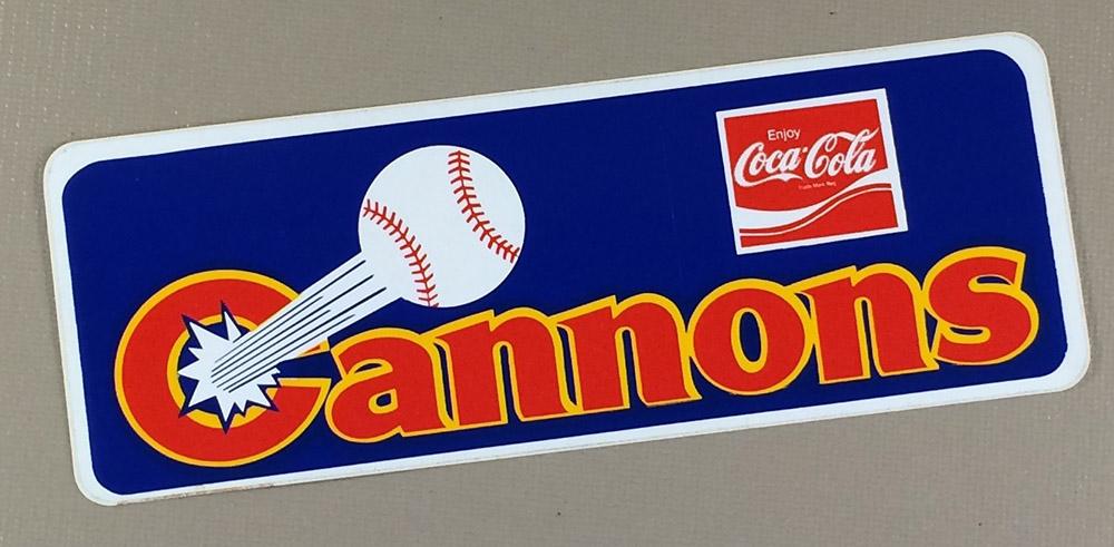 Calgary Cannons Bumper Sticker