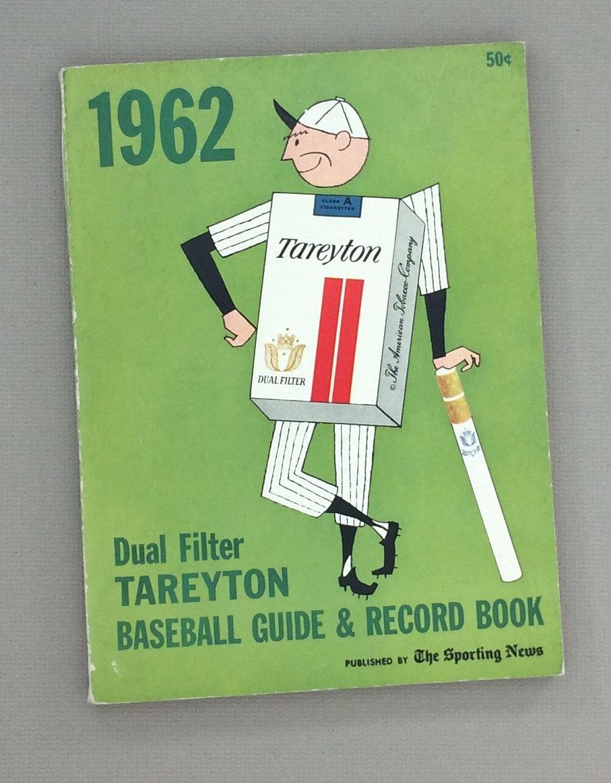 Sporting News Baseball Guide & Record Book 1962