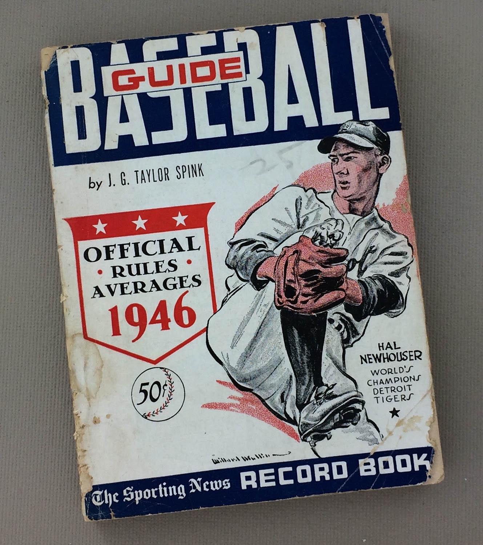 1946 Baseball Guide