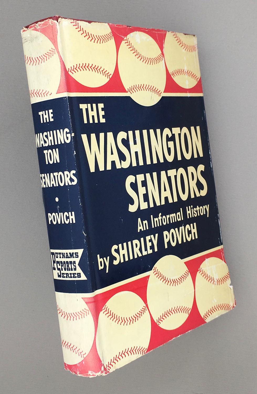 Washington Senators Shirley Povich