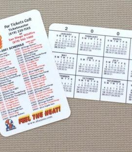 San Diego Wildfire Schedule Calendar