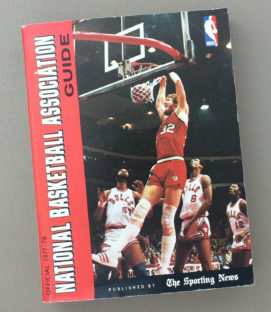 Sporting News Official 1977-78 NBA Guide