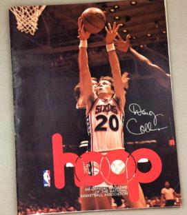 Lakers 76ers 1979 Program