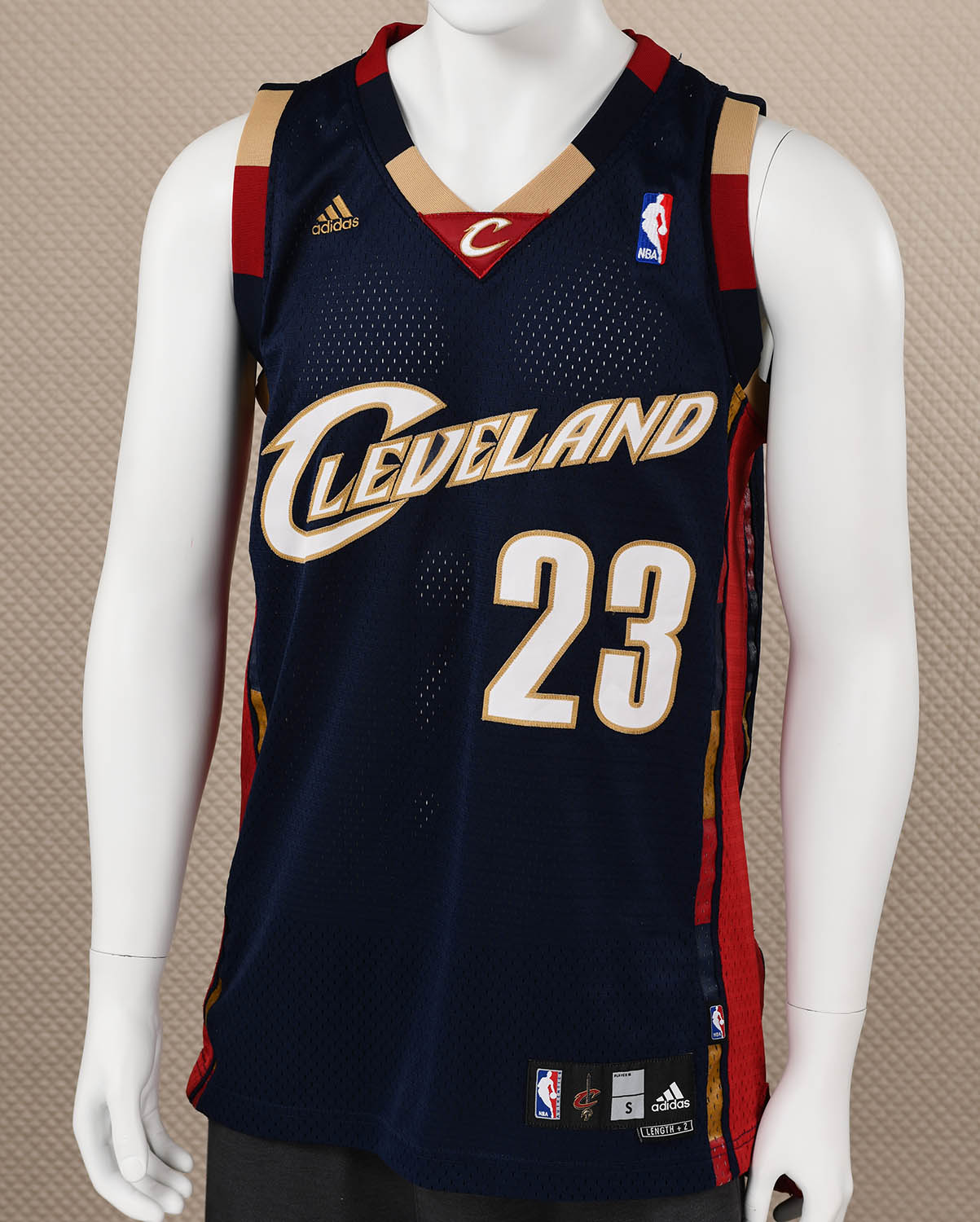 the latest 735cb 83be5 Cleveland Cavaliers LeBron James Jersey