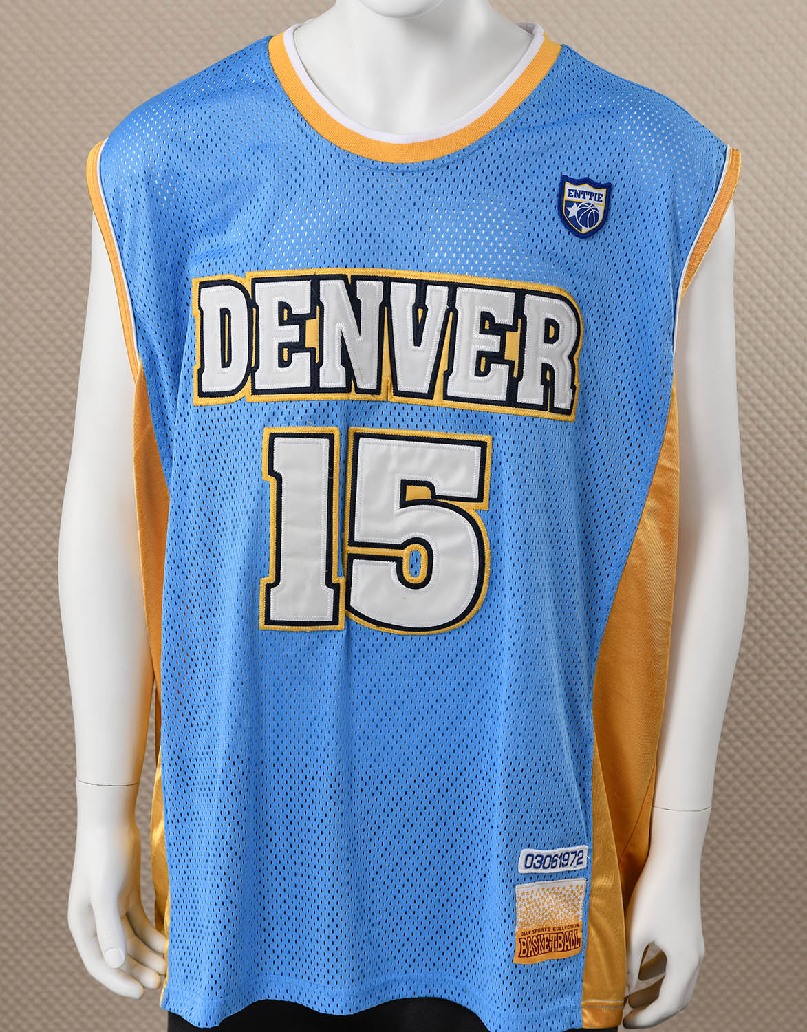 buy popular 3faf5 811f6 Denver Nuggets Jersey