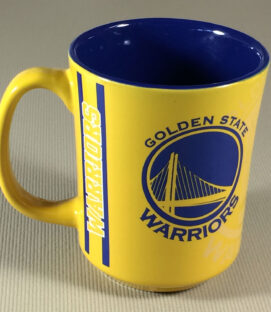 Golden State Warriors Reflective Mug