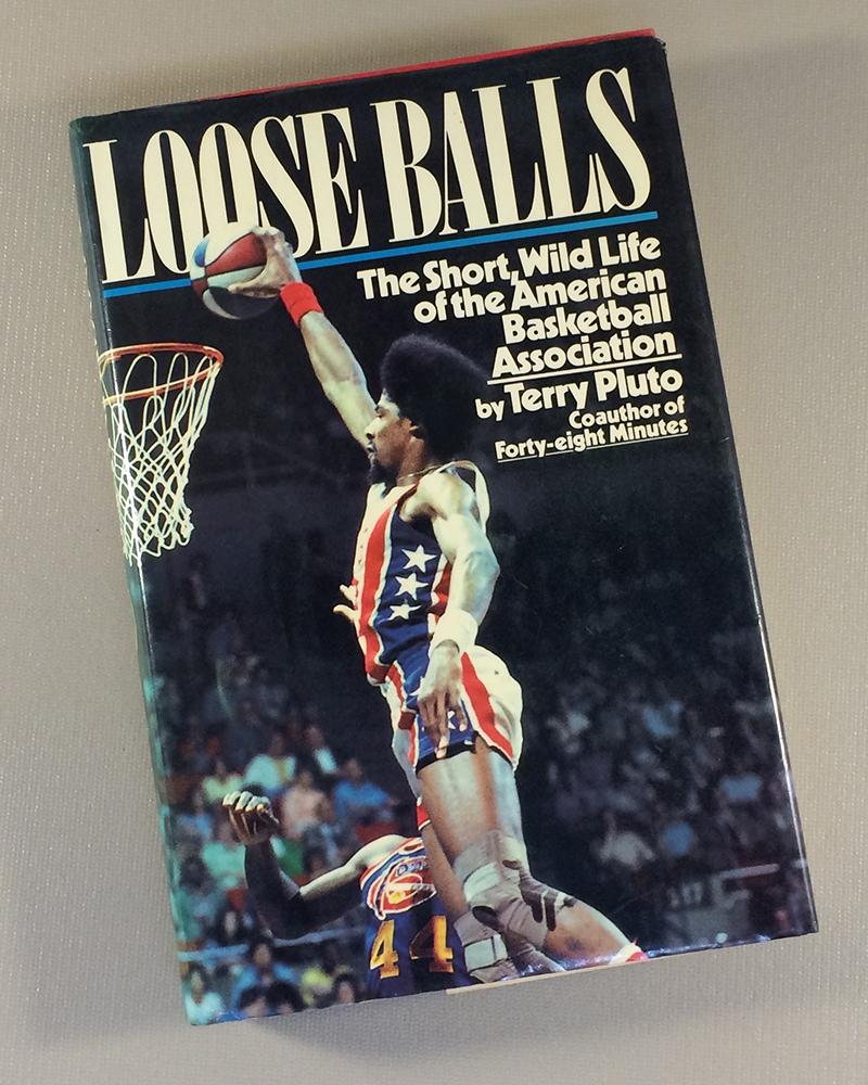 LOOSE BALLS Terry Pluto