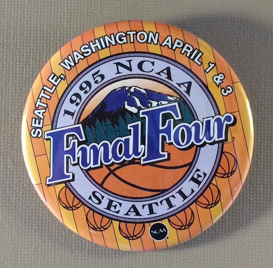 NCAA Final Four 1995 Button