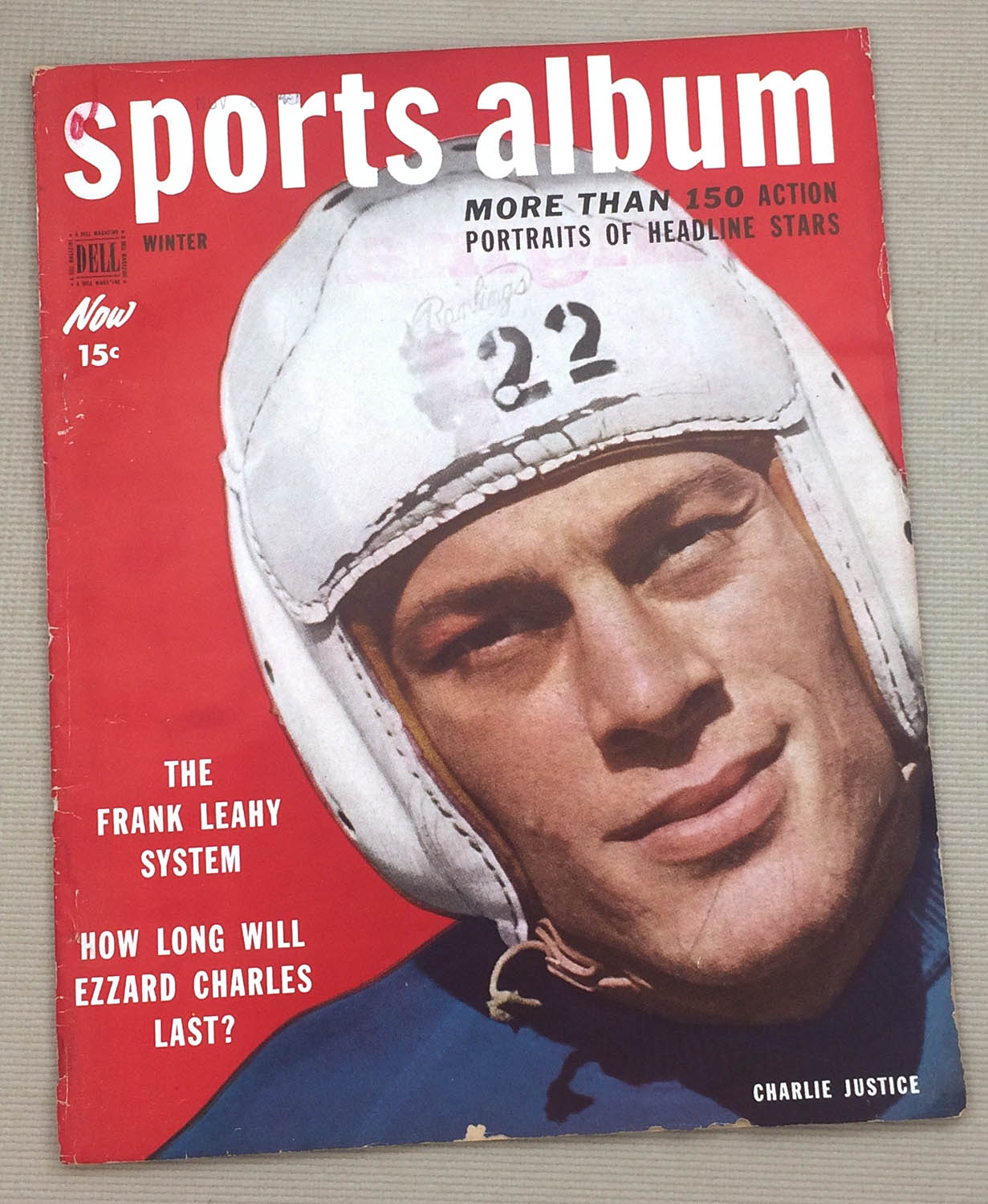 Sports Album Magazine Winter 1950