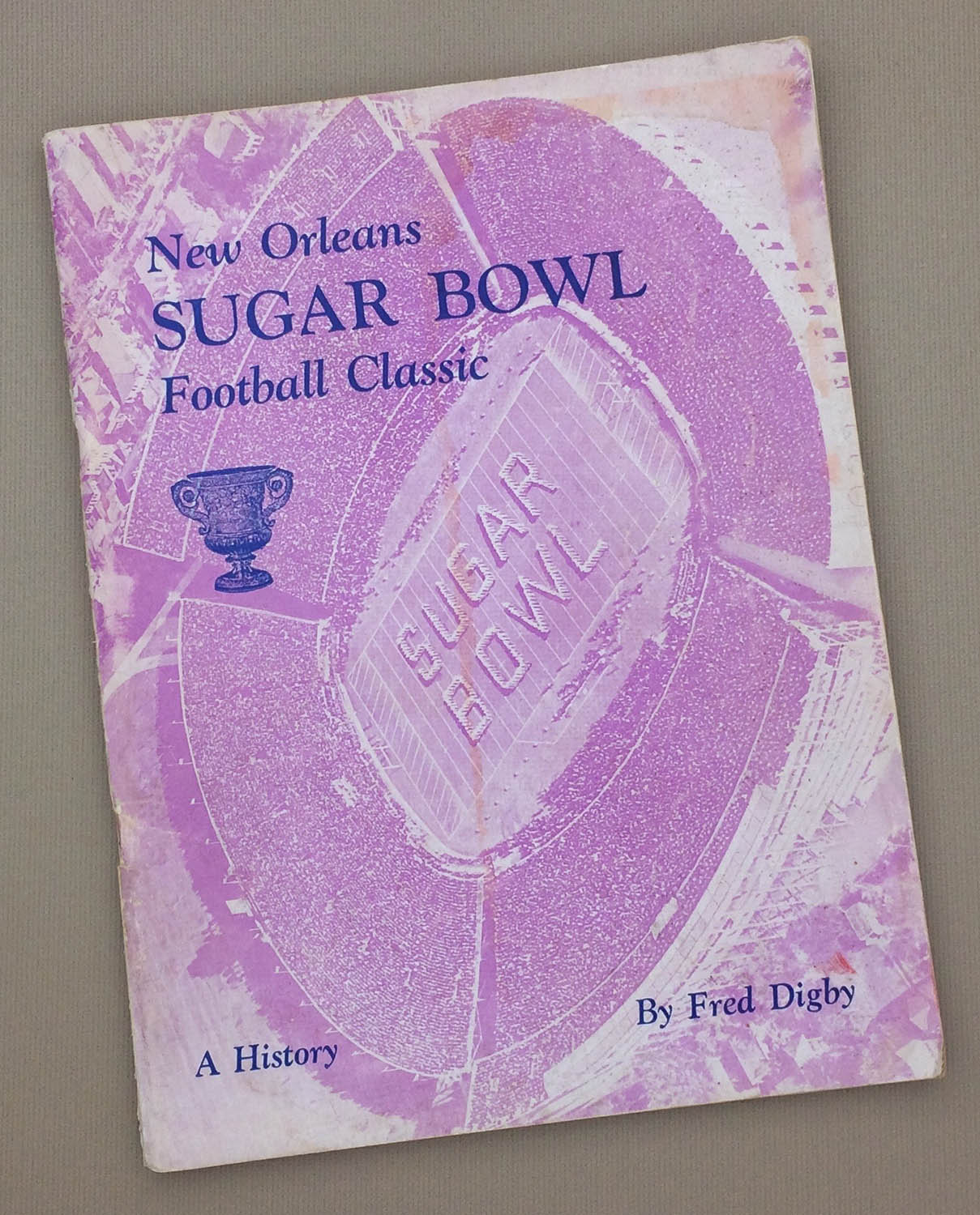 The New Orleans Sugar Bowl Football Classic