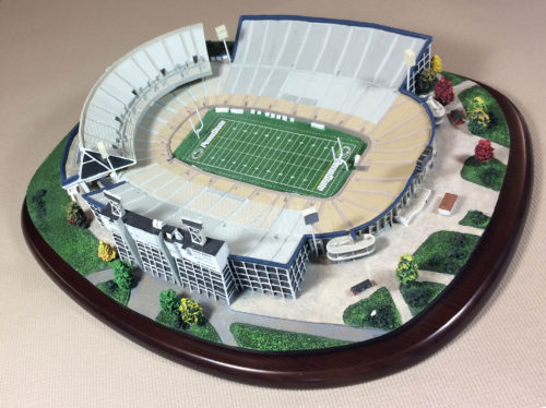 Danbury Mint Beaver Stadium Replica