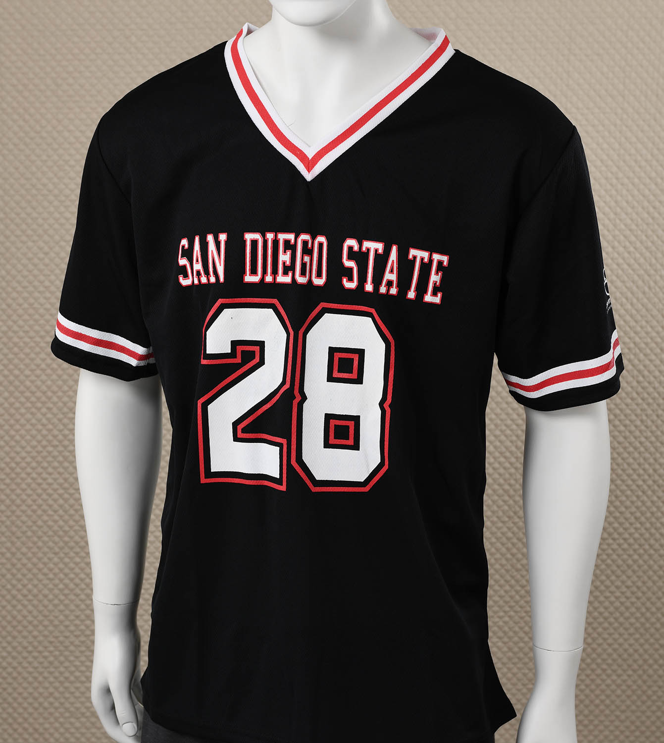 low priced eb875 8fc4d SDSU Marshall Faulk Retro Promo Jersey