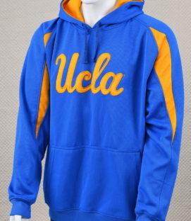 UCLA pull-over hoodie jacket