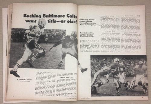 1957 Baltimore Colts