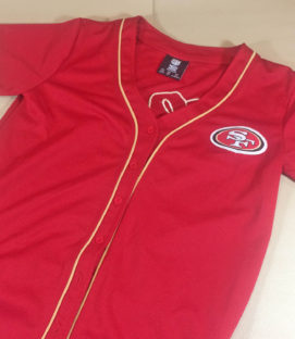 San Francisco 49ers Ladies Shirt