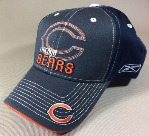 Chicago Bears Reebok Gray Cap