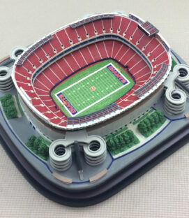 Danbury Mint Giants Stadium Replica