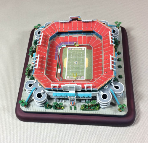Danbury Mint Pro Player Stadium Replica