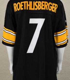 Steelers Roethlisberger Jersey