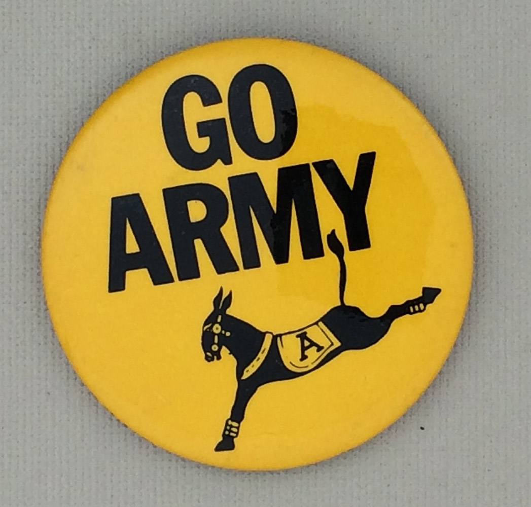 Go Army Button