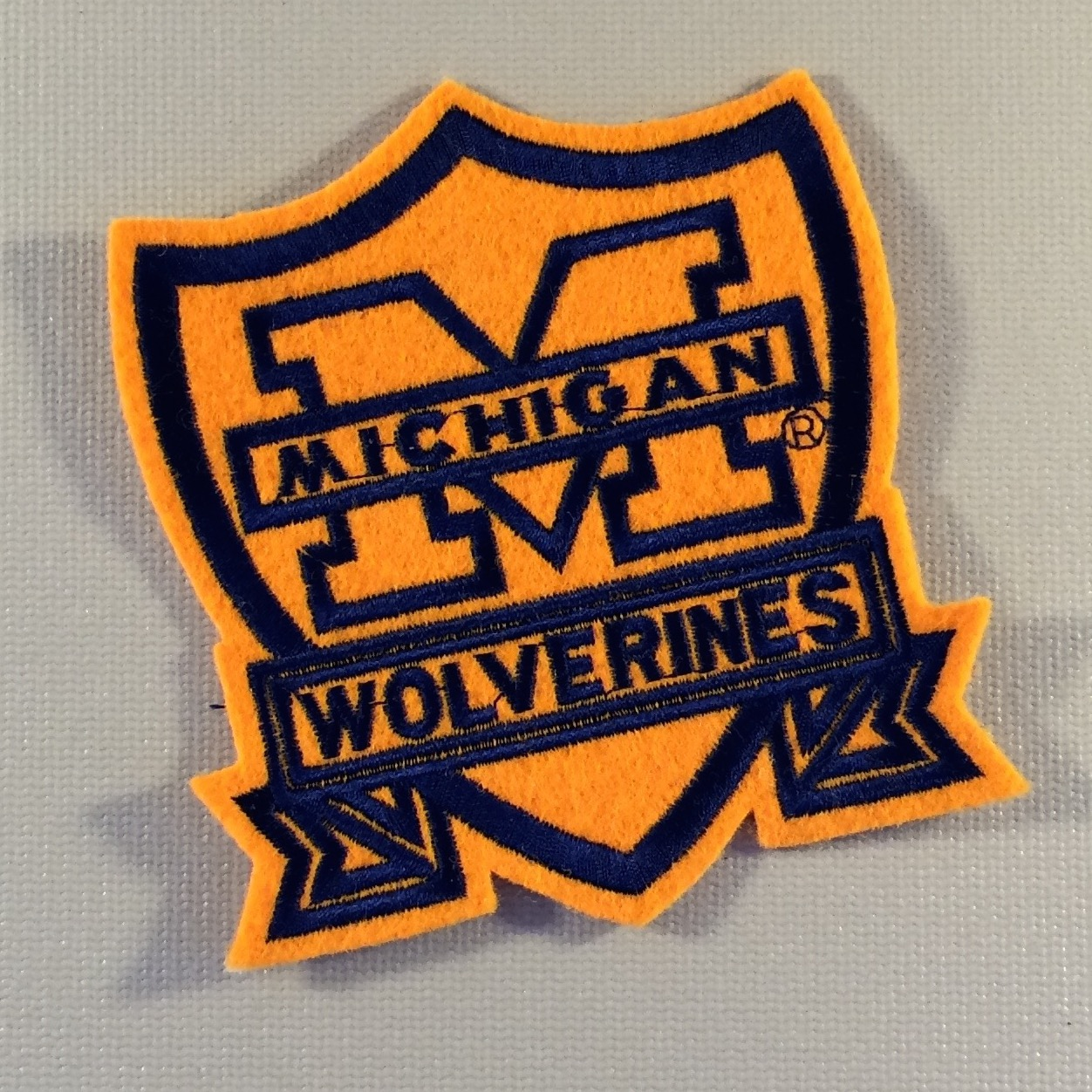 Michigan Wolverines Patch