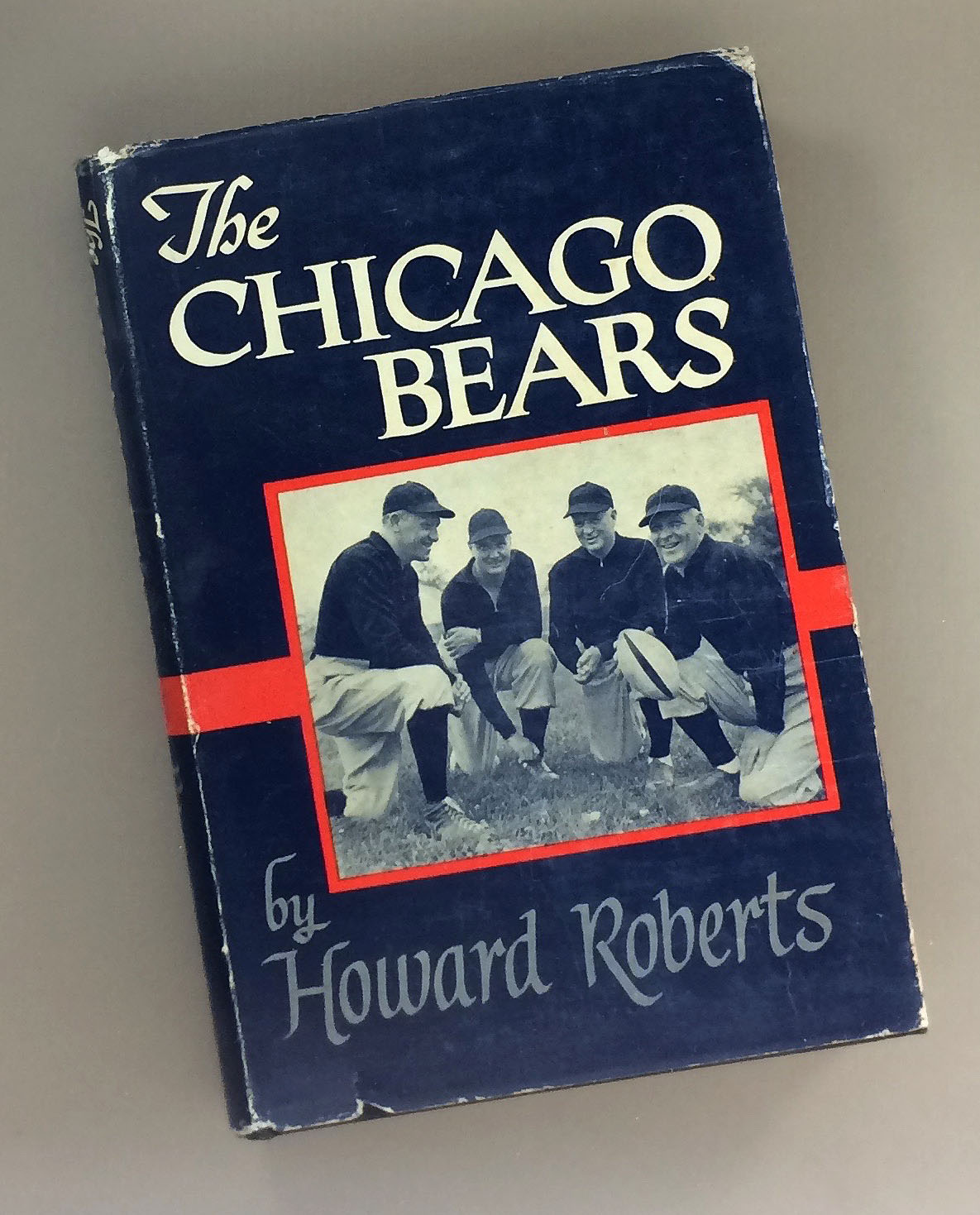 The Chicago Bears by Howard Roberts 1947