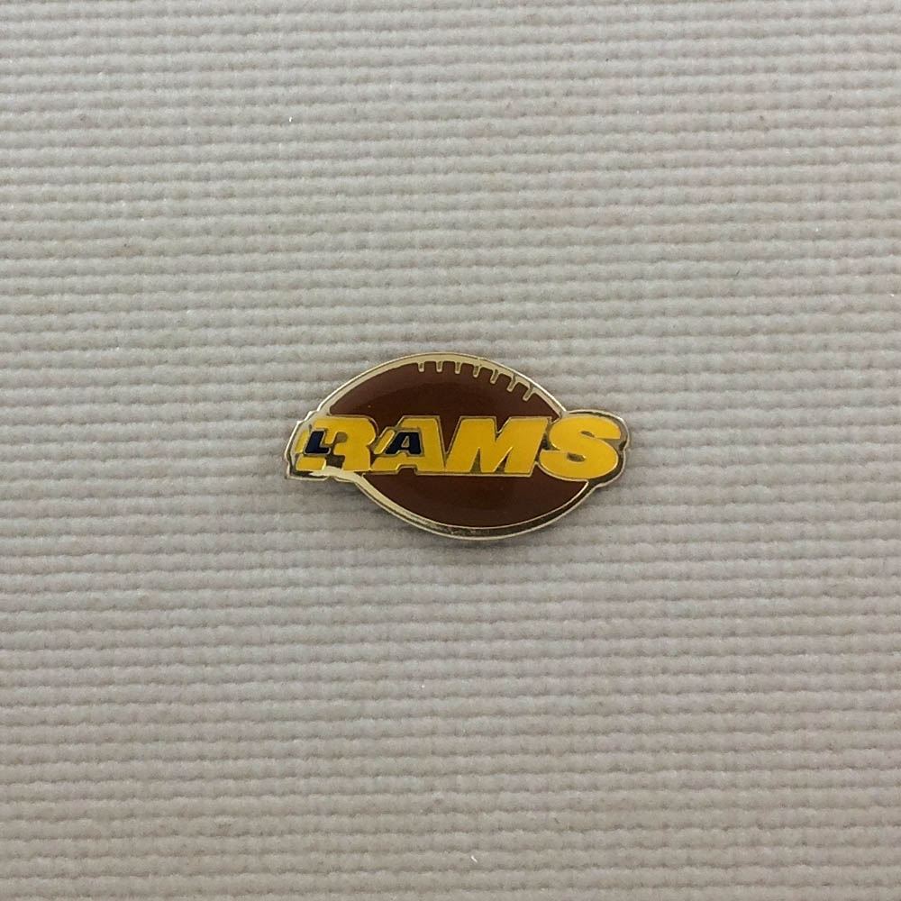 Los Angeles Rams Commemorative Logo Pin