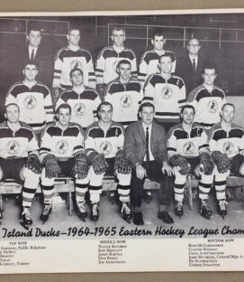 Long Island Ducks 1964-65 Team Photo