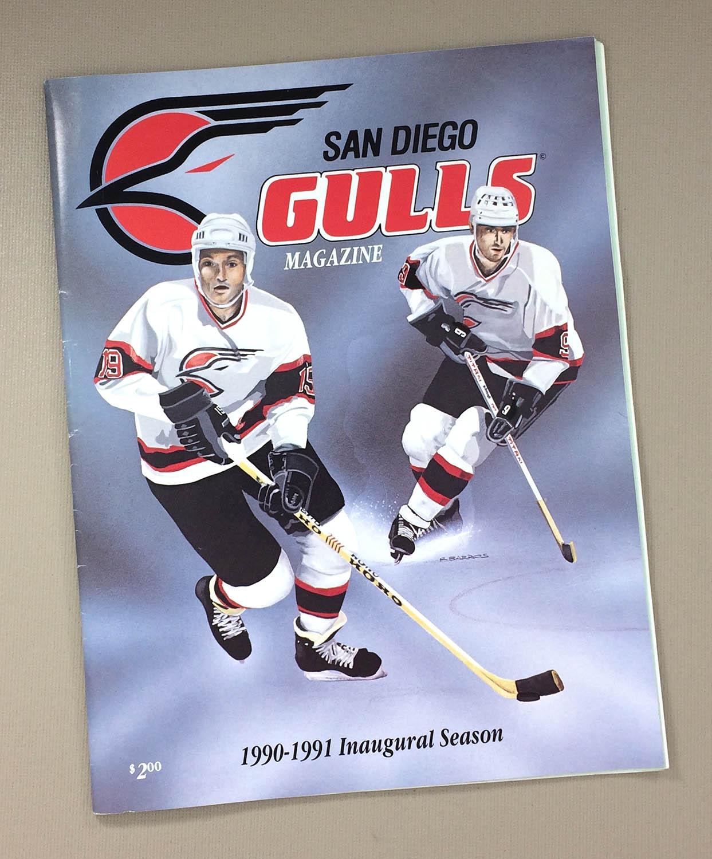San Diego Gulls v Blades Program