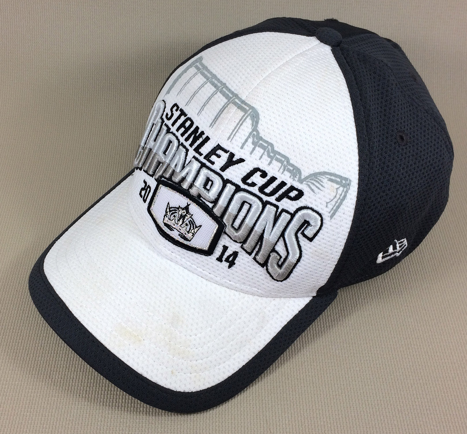 Los Angeles Kings 2014 Stanley Cup Commemorative Cap