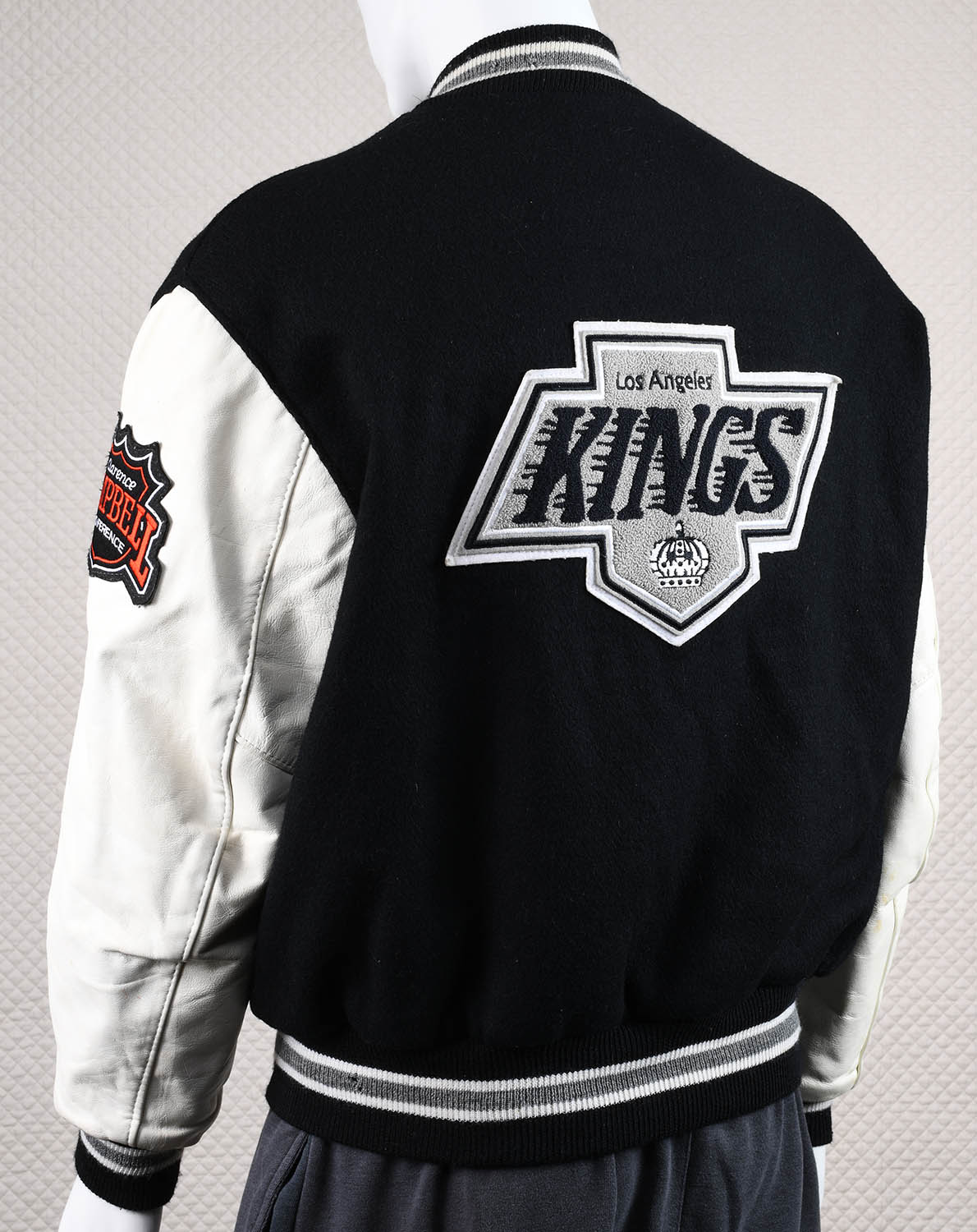 Los Angeles Kings Lettermans-style Jacket