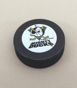Anaheim Mighty Ducks Puck