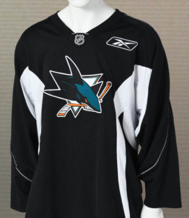 San Jose Sharks Reebok Jersey